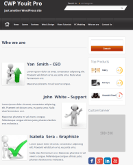 Youit-WordPress-theme-Team