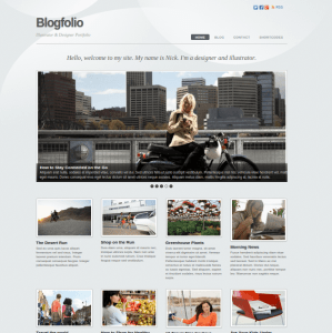 blogfolio-WordPress-theme
