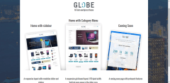 Globe-WordPress-Theme
