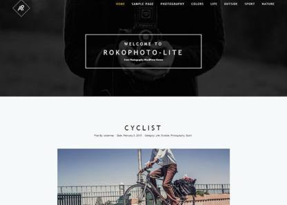 rokophoto-lite-WordPress-Theme