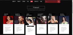 trainers-Sportify-WordPress-theme