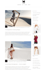 Blog Page of Luxi