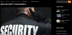 Blog page of bodyguard