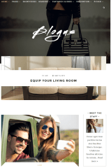 Blogus-WordPress-theme