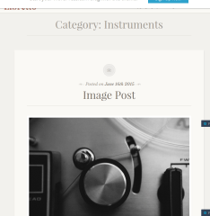 Category-libretto-wordpress-theme