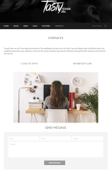 Contact-Page-WordPress-theme-tasty