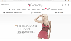 Coolbaby Home Page