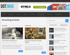 Dotmag-WordPress-archieve