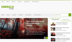 Emerald Home Page