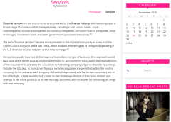Estella Services Page