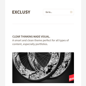Exclusy WordPress Theme