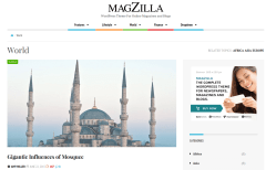 MagZilla World Page