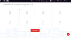 Places in City