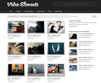 Posts of Video Element