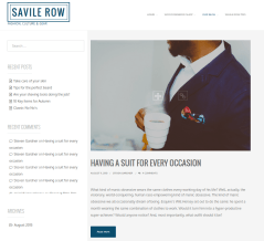 Saville-WordPress-theme