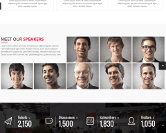 Speaker-WordPress-theme-iEvent
