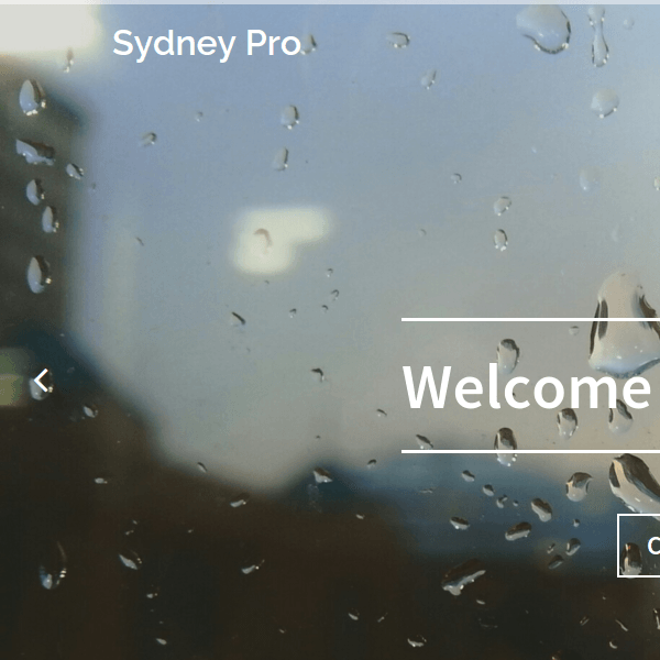 Sydney Pro WordPress Business Theme