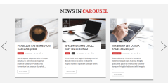 The REX News in Carousel Section