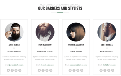 Trimmer About Us Page