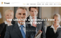 Trust Home Page