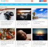 Video Category page of SociallyViral