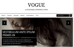 Vogue Home Page
