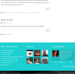 WordPress-Aplite-theme