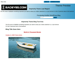 thePriority Theme Preview Page