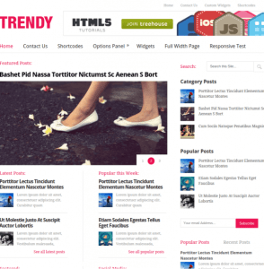 trendy-Wordpress-theme