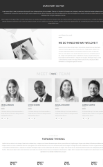 About Us Page – Aspact