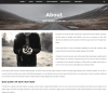 About us page of Pixagraph theme