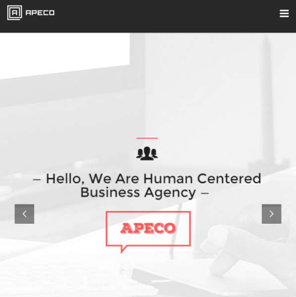 Apeco – Multipurpose Responsive  WordPress theme