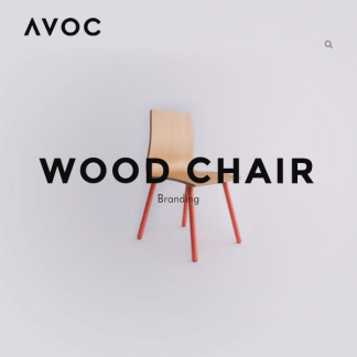 Avoc - Minimal Portfolio / Agency WordPress Theme