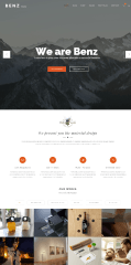 Benz – Homepage