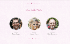 Best Day – Bridal party