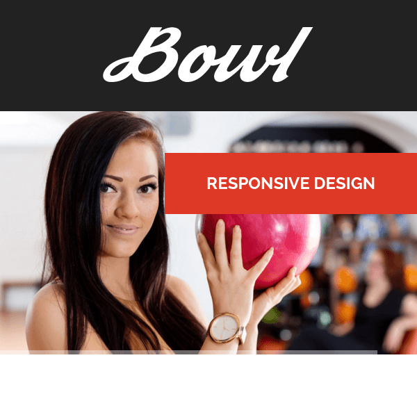 Bowl – Responsive Bowling Center WordPress Theme