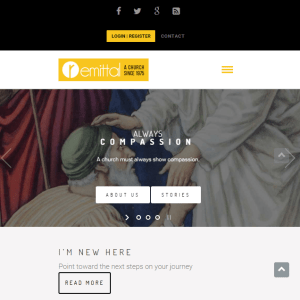 Church Suite - Responsive Non-Profit and Church WordPress theme