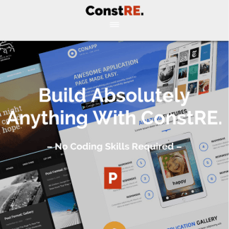 ConstRE | Multi-Purpose WordPress Theme