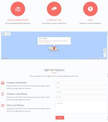 Contact Page – Bellevue