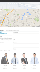 Contact Page – Hometastic