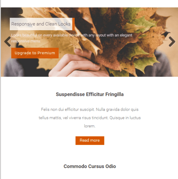 Corpus - Free WP theme used for blogging purpose