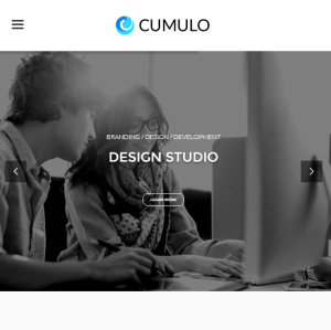 Cumulo - Reponsive Multipurpose WP theme