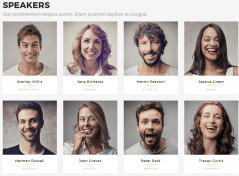 Eventr – our speakers