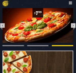 Food & Pizzeria Theme