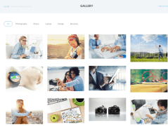Gallery Page – StoreX