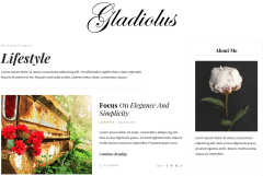 Gladiolus LifeStyle Page
