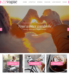 Homepage Envogue