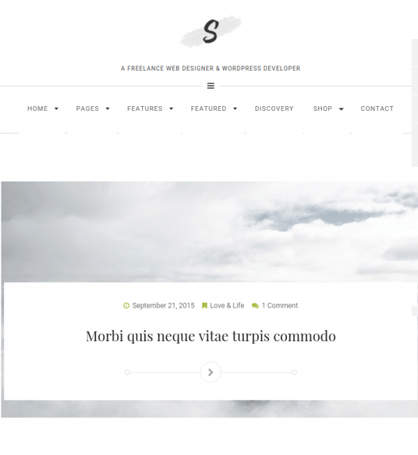 Homepage of Swift