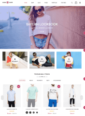 Hugeshop – Homepage