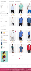 Hugeshop – Shop page